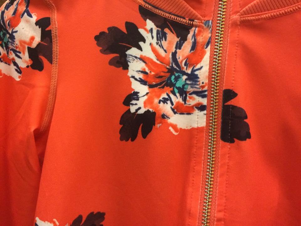 lululemon atomic flower namaskar hoodie
