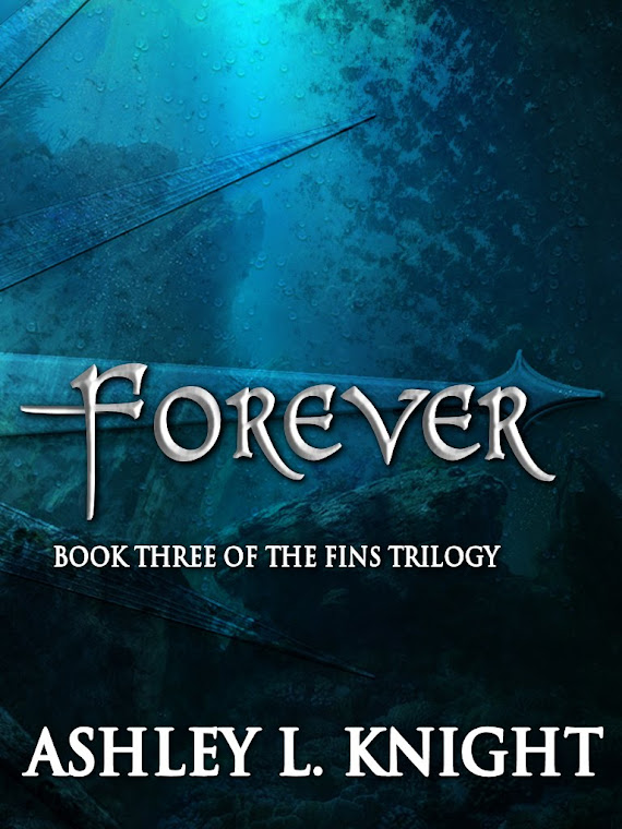 Book Three in the FINS Trilogy