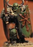 Warhammer Guerrero del Caos de Nurgle