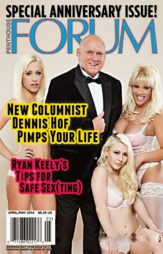 Penthouse Forum - For April May 2014 - Free PDF Magazine