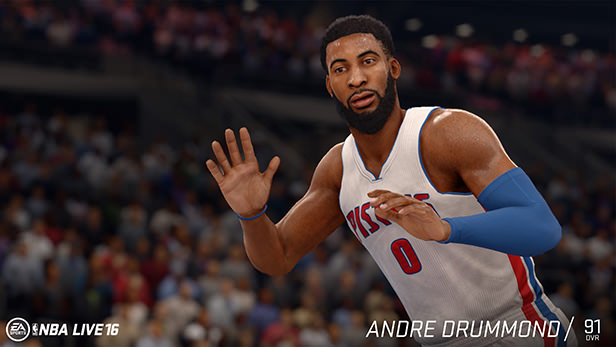 NBA Live 16 Andre Drummond