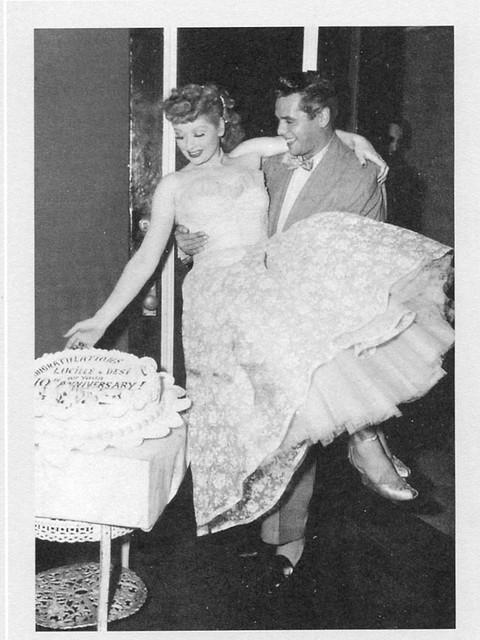 A Blog About Lucille Ball Sentimental Anniversaries