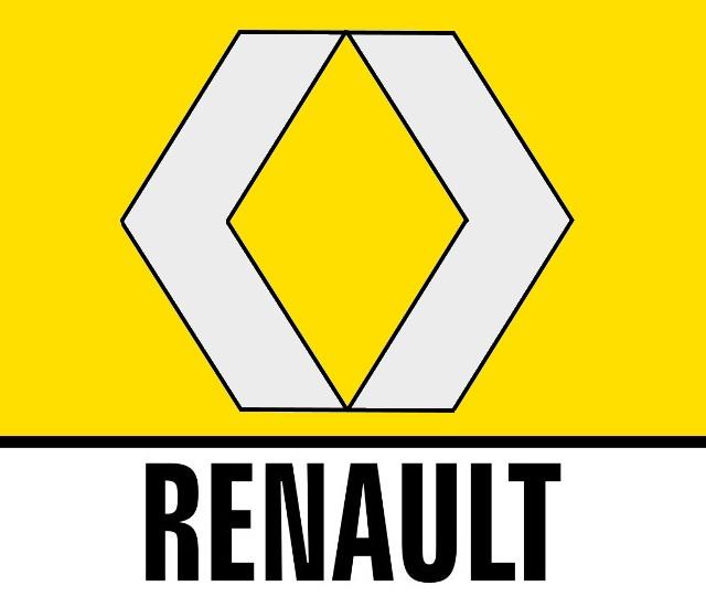 Le logo Renault/Kent interdit
