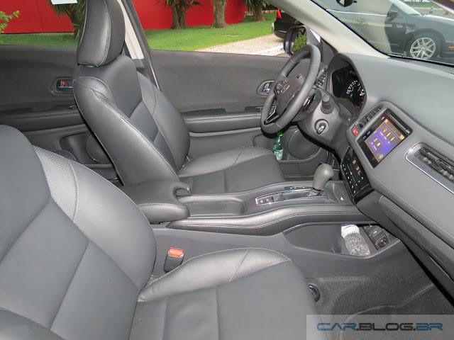 Honda HR-V EXL 2015 - Prata
