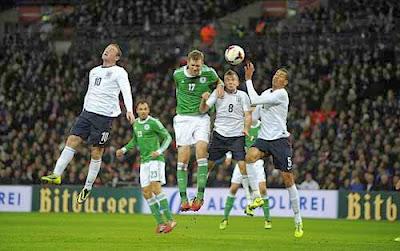 Xem lại đầy đủ trận Anh vs Đức