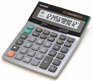 trik sulap kalkulator