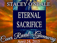 ETERNAL SACRIFICE Cover Reveal & Giveaway