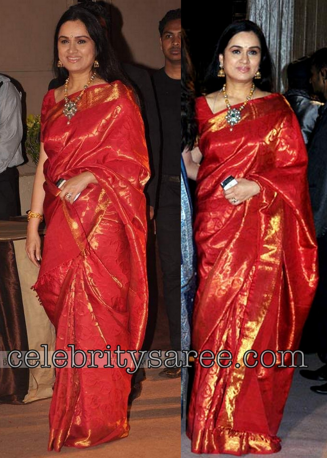 padmini kolhapure in saree - photo #27
