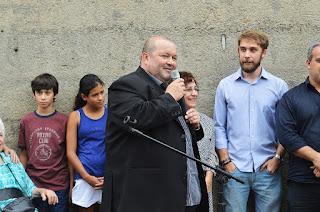 Prefeito Márcio Catão: respeito por quem contribuiu com o desenvolvimento de Teresópolis