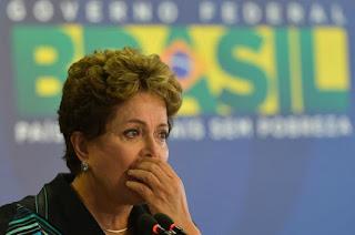 Com 71% de reprovação, Dilma é a presidente mais impopular