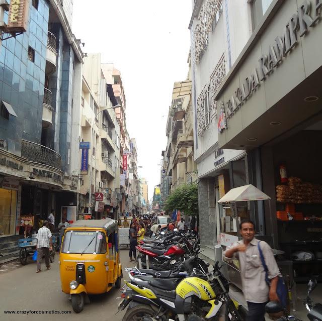 Mint street Chennai