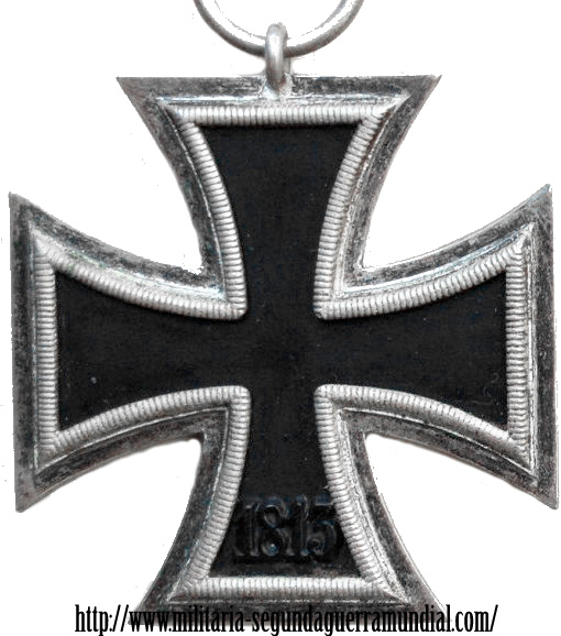 Cruz de hierro Clase II