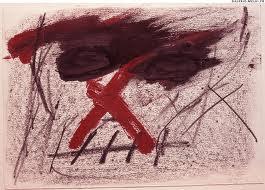 """A voir exposition au musée d'art moderne de  Céret """" Antoni Tàpies"""""""