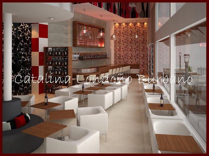 portafolio dise o de interiores proyecto restaurante