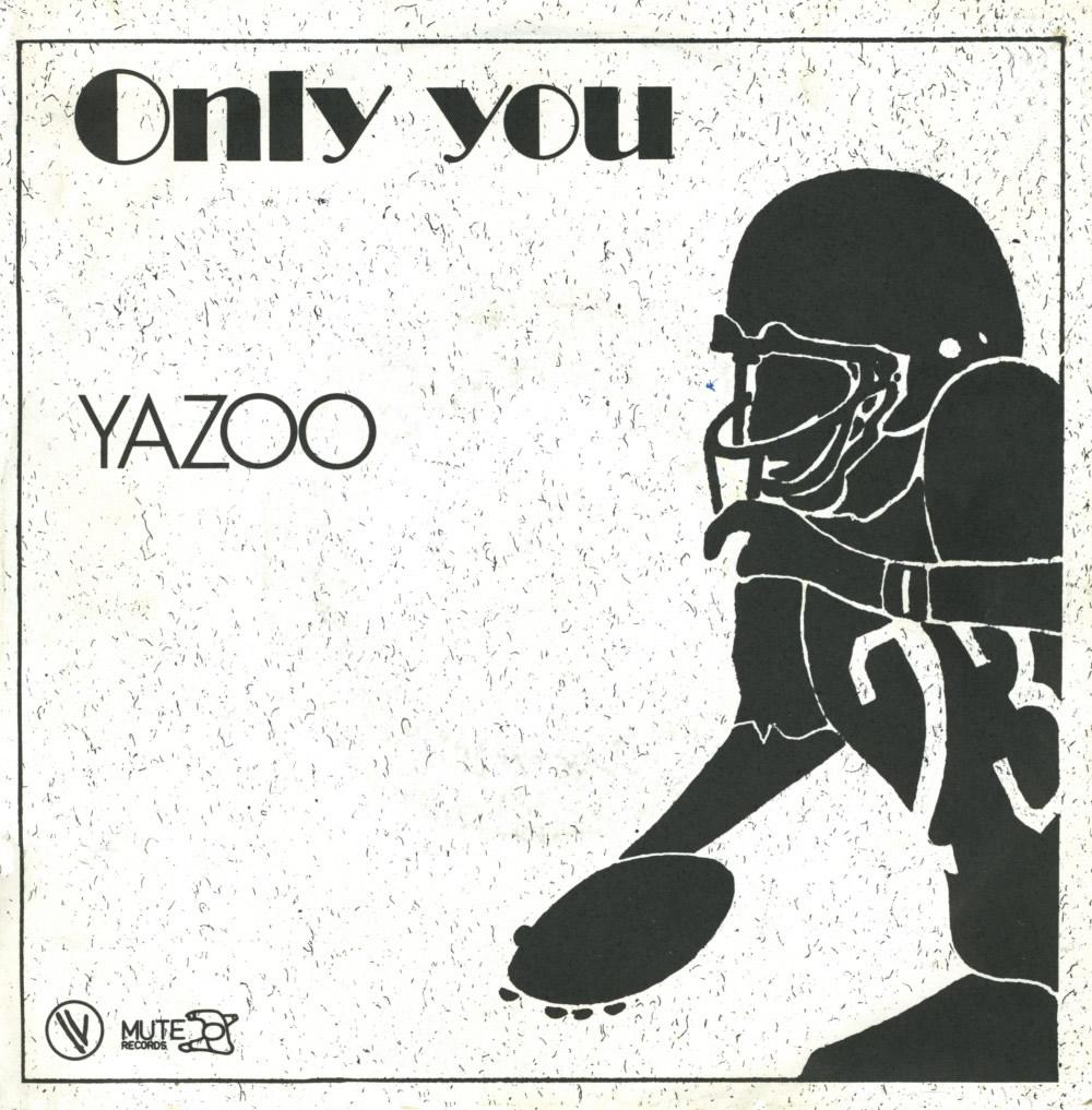 yazoo only you: