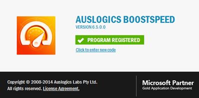 Auslogics+BoostSpeed+v6.5
