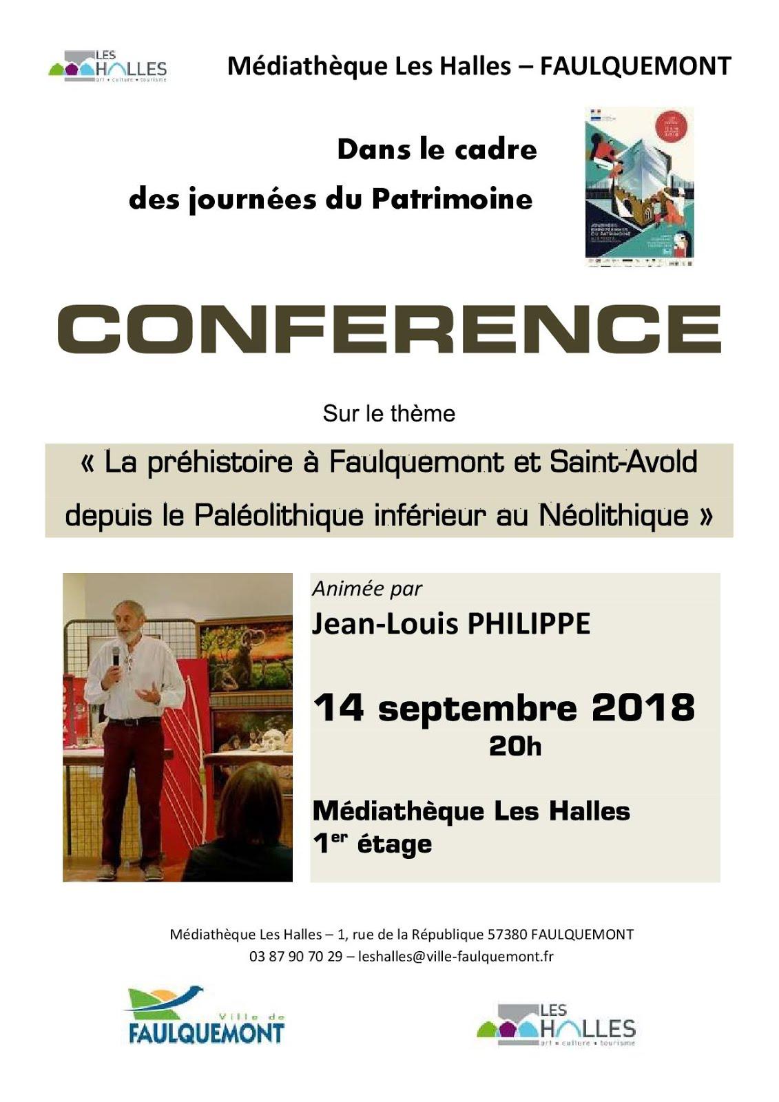 La préhistoire à Faulquemont et Sain-Avold