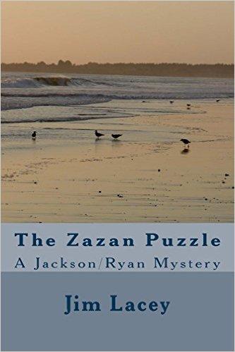 The Zazan Puzzle: A Jackson/Ryan Mystery