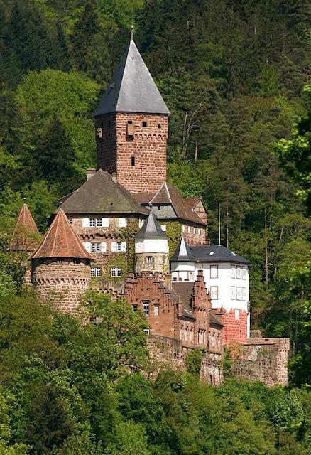Burg Zwingenberg, Alemanha