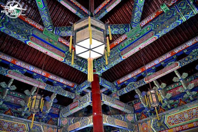 Torre de la campana d eXi'an, China