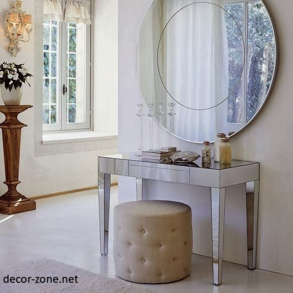 Modern dressing table designs for bedroom ideas