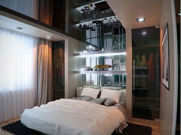 15 desain kamar tidur kecil model minimalis ide desain