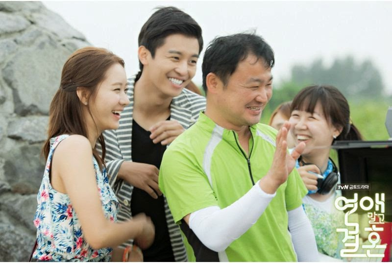 Marriage not dating eng sub ep 9
