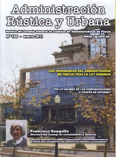 revista administracion rustica y urbana