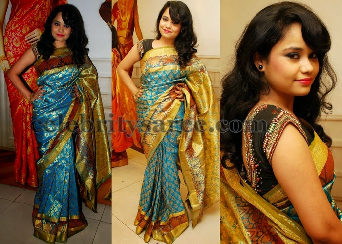 Neha Bridal Saree