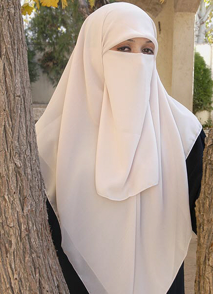 Women Islamic Niqab
