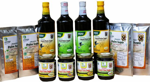 arenga palm sugar
