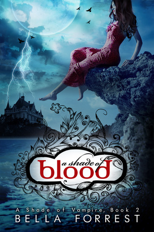 A Shade of Blood by Bela Forrest