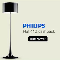 Buy Philips Lightning Extra 51% Cashback :Buytoearn
