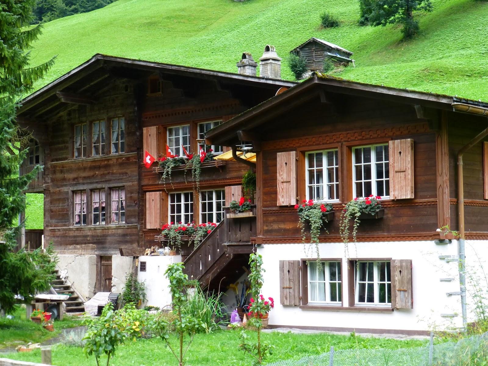 Alpine shutters