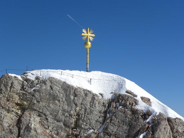 Top Zugspitze