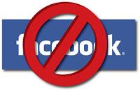 cara blokir facebook
