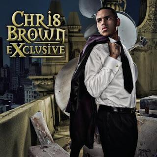Chris Brown Exclusive CD Capa