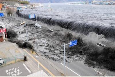 Fotografía de Maremoto o Tsunami