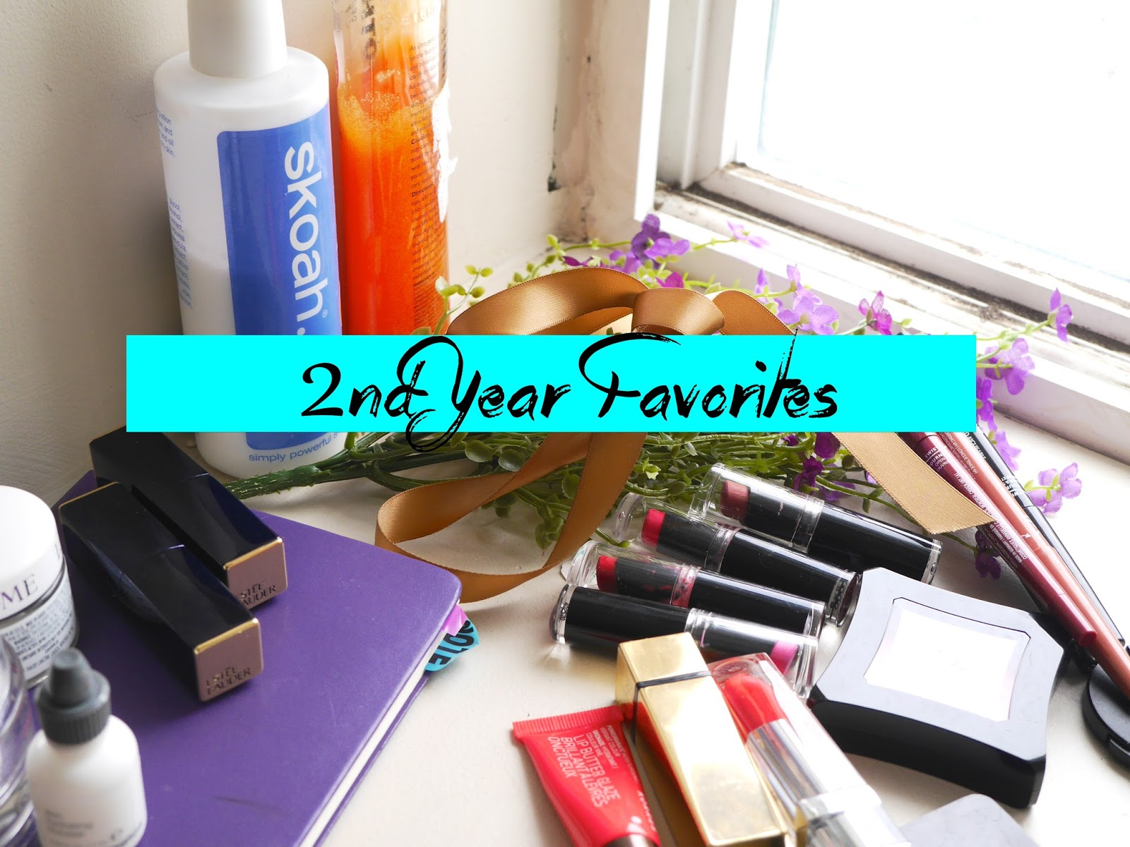 2nd blog year favorites