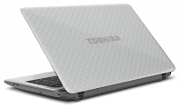 Toshiba  L775D First Laptop With AMD Processors A Series A6-3400M