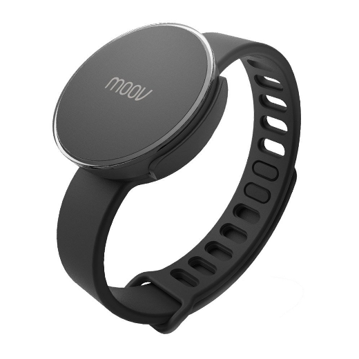 Moov - Smart Fitness Coach & Tracker (Black) - image