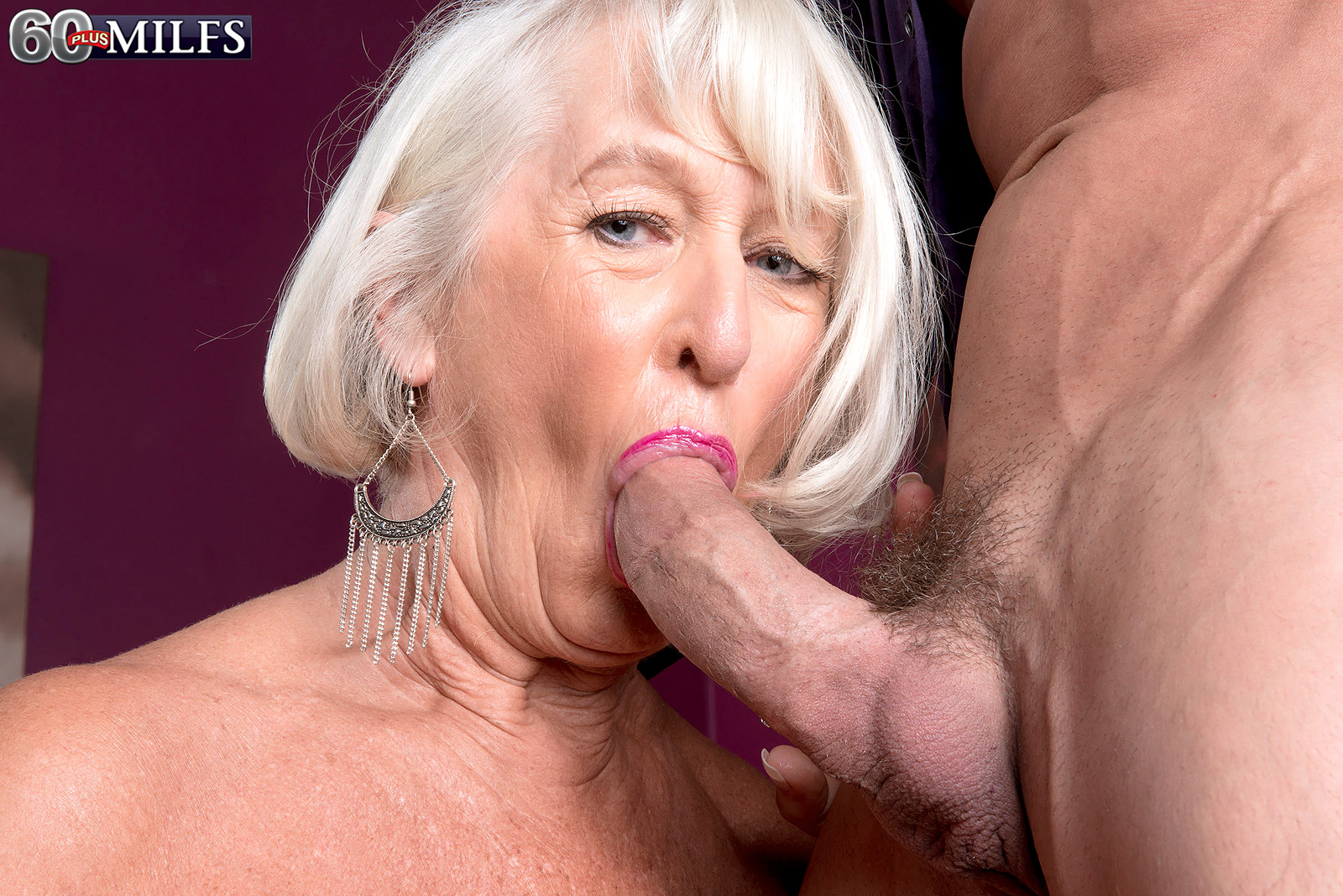 Old French Milf