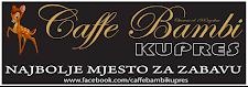 CAFFE BAMBI KUPRES