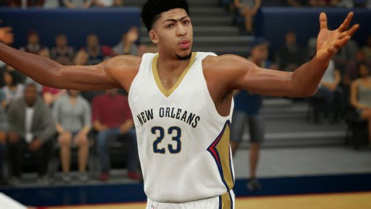 NBA 2K15 Roster Update Nov. 2