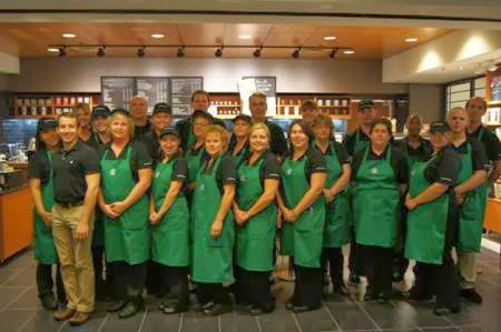 "starbucks staff training Starbucks will close 8,000 stores this afternoon for unconscious bias training,  which the company has said ""isn't a solution, it's a first step."
