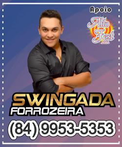 Swingada Forrozeira