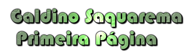 Galdino Saquarema 1ª Página