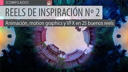 25 Reels de animación para inspirarse Nº 2.