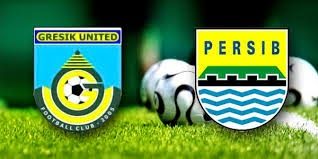 Persib Bandung vs Gresik United
