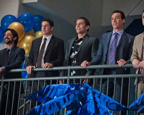 """American Reunion"" Launches Raunchy Red Band Trailer"